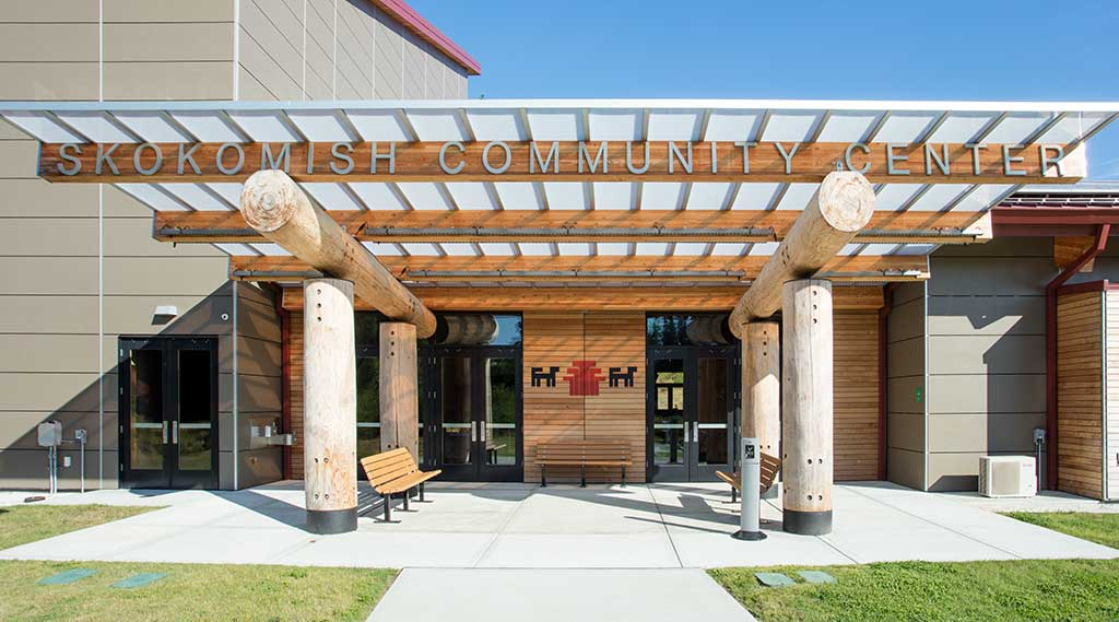 Skokomish Tribal Center