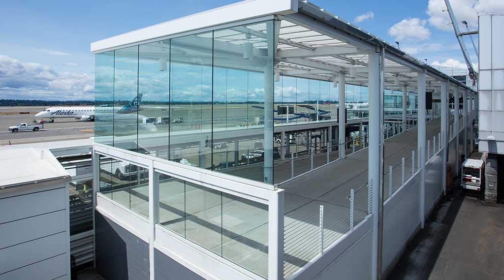 SeaTac Concourse C